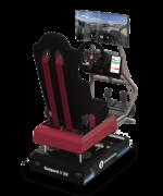 Simulateur Dynamique Guépard 2X - 6-8 AR Hte Incr-min