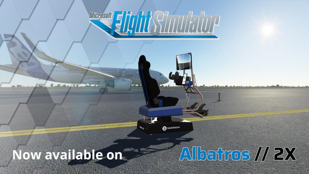 Flight Simulator 2020 - Simersion