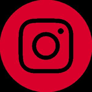 Logo Instagram Simersion Rouge