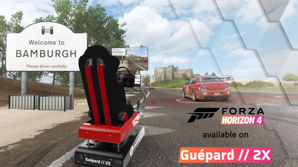 compatibilité Forza Horizon 4