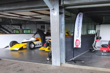Stand Simersion Circuit de Mornay